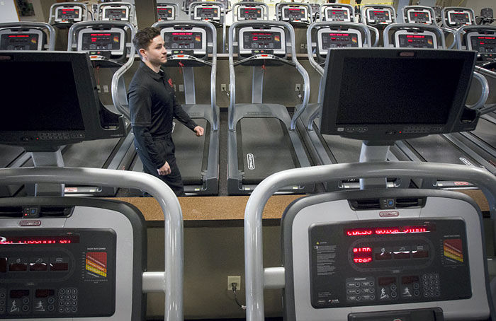 Texas' largest World Gym pumped up to open