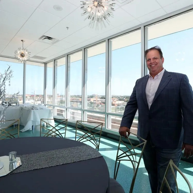 Developer unveils Falstaff venue in Galveston