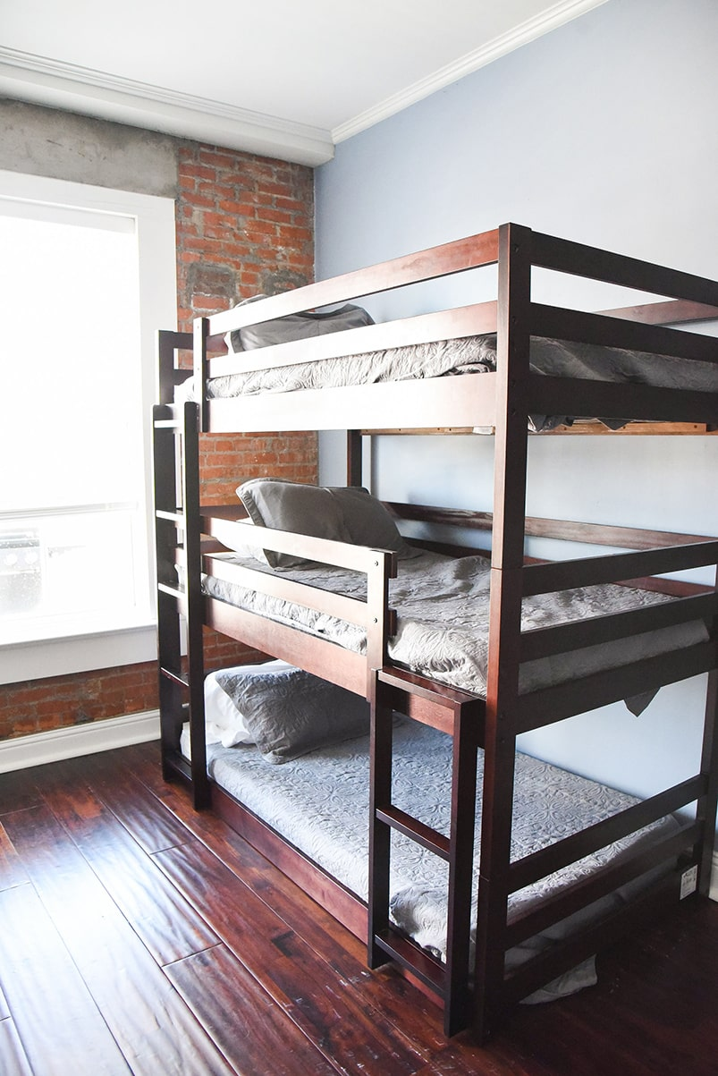 karam lofts galveston bunk beds