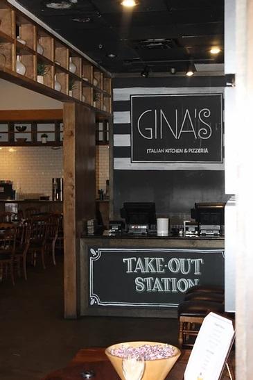 Texas Station gina's restaurant