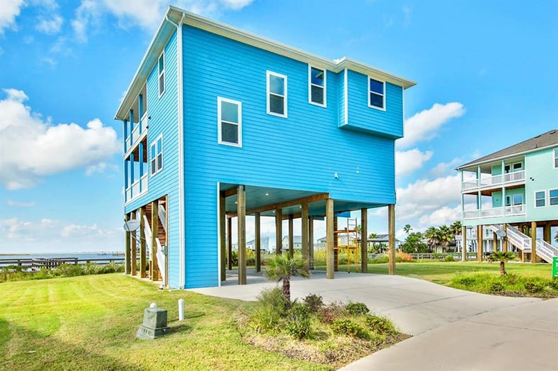 galveston bay house
