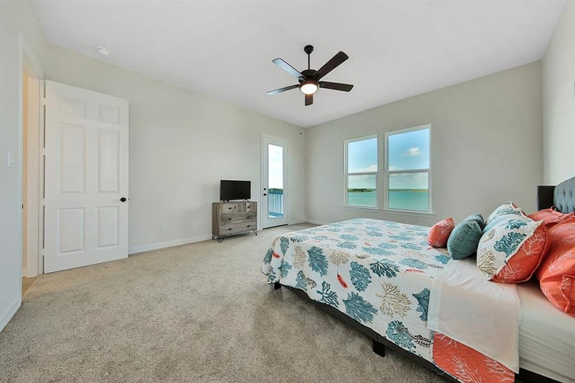 galveston bay house bedroom