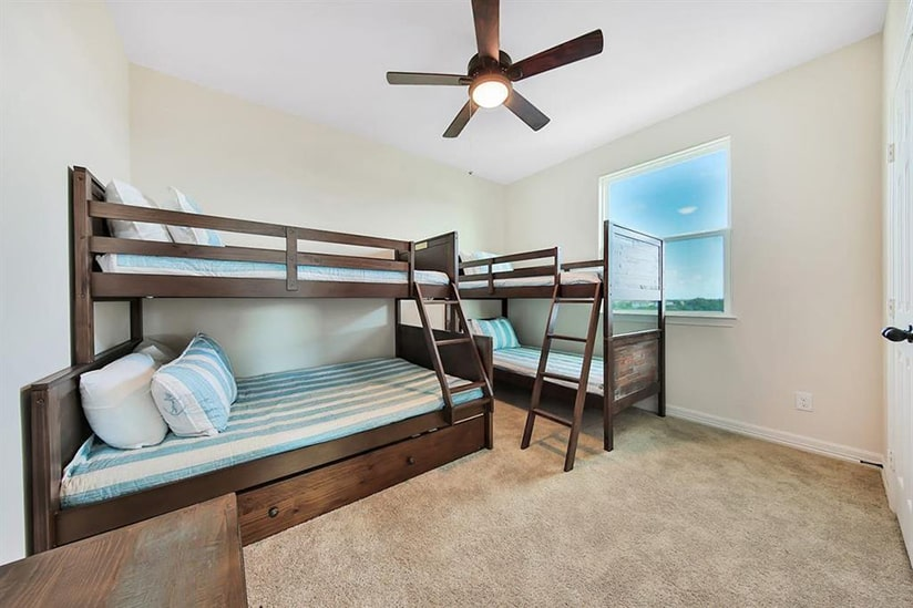 galveston bay house kids room