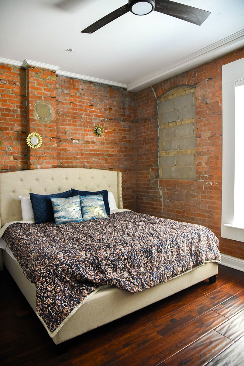 karam lofts bedroom