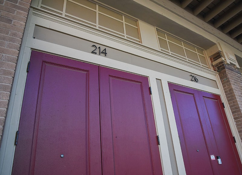 karam lofts door numbers