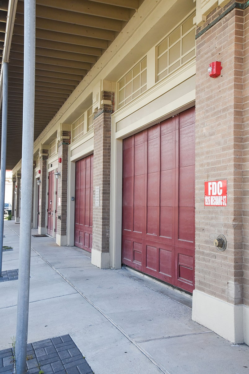 karam lofts garage doors