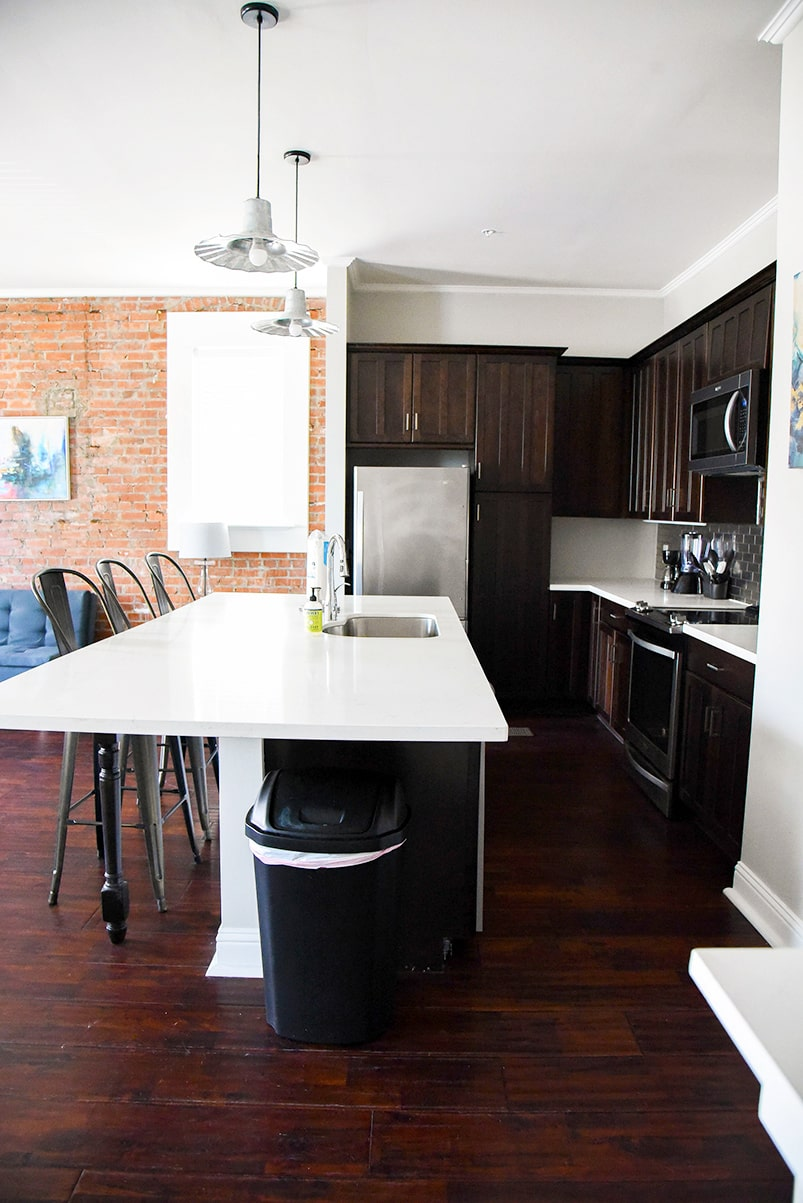 karam lofts kitchen