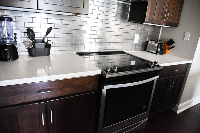 karam lofts kitchen backsplash