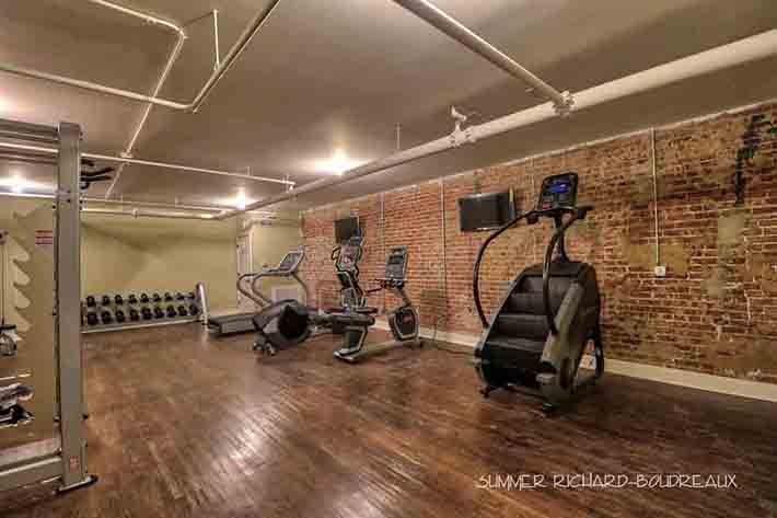 karam lofts lake charles gym
