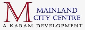 mainland city centre logo