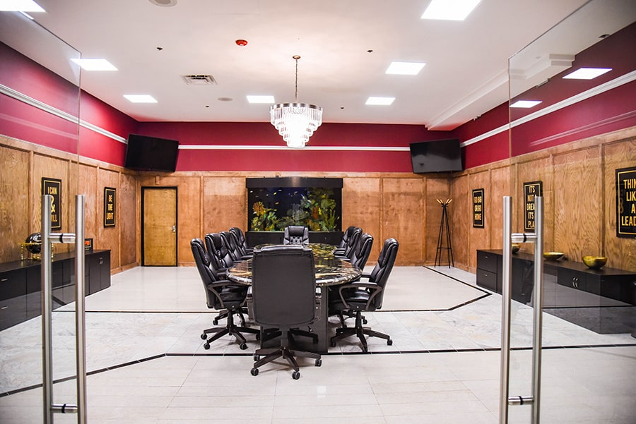 mainland city suites conference room
