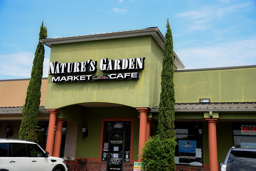 plaza acadiana natures garden market cafe