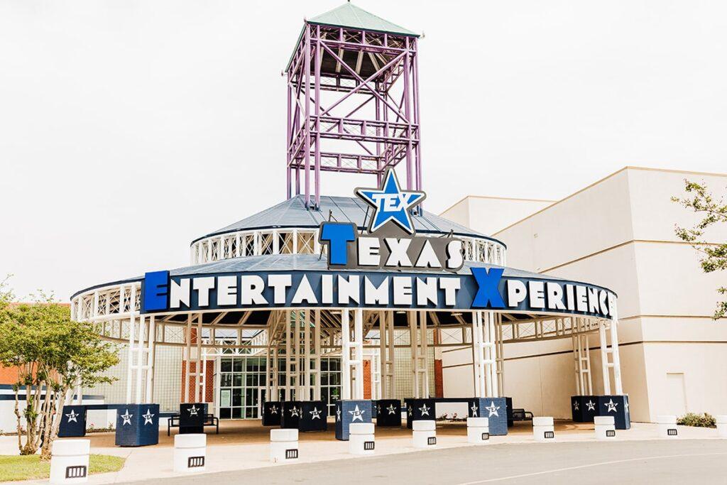 texas entertainment experience exterior building