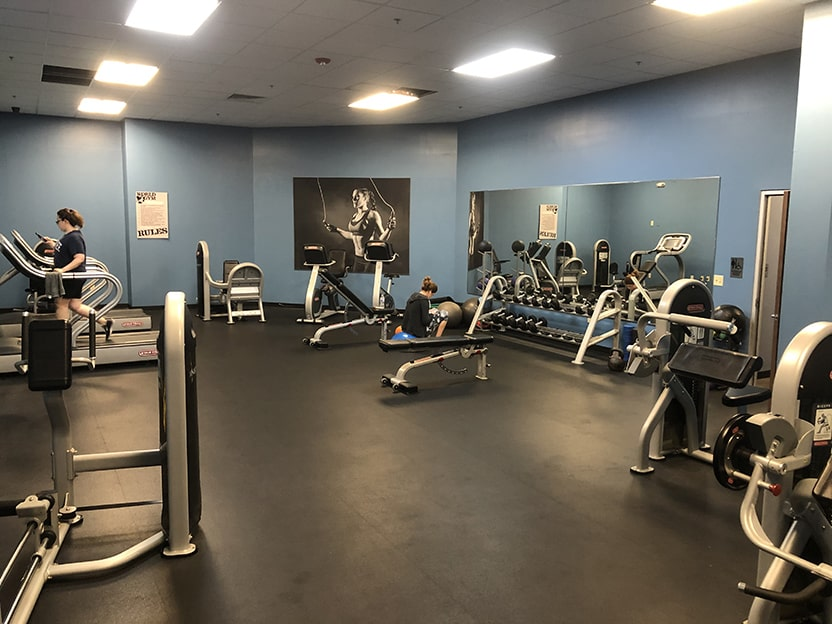 world gym texas city